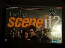 New & Sealed 2009 Twilight Scene It? The DVD Game - mattel - free shipping