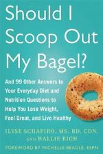 Should I Scoop Out My Bagel? Hallie Rich, Ilyse Schapiro like new
