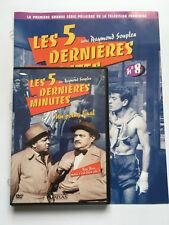 LES 5 DERNIERES MINUTES .. DVD N°8 + FASCICULE ... RAYMOND SOUPLEX