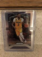 2019-20 Panini Chronicles Prizm #506 Anthony Davis LA Lakers