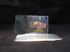 CD Non-Reseal No Flap Crystal Clear 40micron Cut Corner SelectSleeves Japan