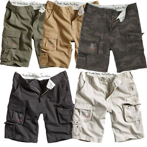 SURPLUS RAW VINTAGE TROOPER SHORTS COMBAT OUTDOORS MILITARY
