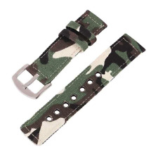 Nylon Watch Strap Band Military Army For Tissot Citizen Timex Oris Seiko Casio
