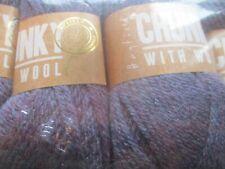 Sirdar Hayfield Chunky Yarn with Wool 10 x 100g  Bellflower