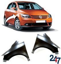 NEW VOLKSWAGEN VW GOLF PLUS 2005 - 2009 FRONT WING FENDER LEFT RIGHT PAIR SET