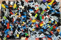 100 Lego Technic Mindstorms Small Parts & Pieces Lot: Pins Axles Rods Connectors