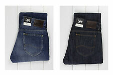 Indigo -/dark-washed L36 Herren-Jeans