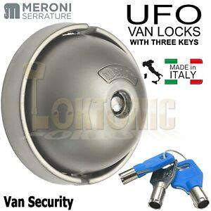 Meroni ME3380 UFO Van Door lock Gates Sheds Trucks Campers Glass Doors