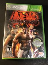 Tekken 6 (XBOX 360 / XBOX ONE Compatible) NEW