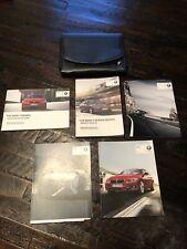 2012 BMW 3 Series Owners Manual Handbook & Portfolio User Guide 328i 335i 320i