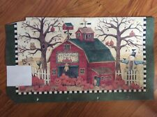 Magnetic Mailbox Cover Fall Pumpkin Patch