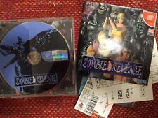 Zombie Revenge for Sega Dreamcast NTSC Japan