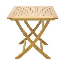 Catar Gartentisch 60x60 Klapptisch Holztisch Tisch Bistrotisch Campingtisch