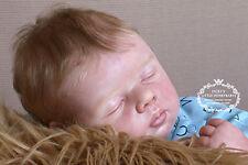 "ERON by Bonnie Leah Sieben New Reborn Baby Doll Kit @ 20""@Soft Line Vinyl *GIRL*"