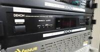 DENON Prezission Audio Component AM-FM Stereo Tuner TU260L II #100