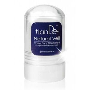 TianDe Organic Stick ANTI-PERSPIRAN Deodorant 100% Natural