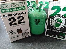 R-22  REFRIGERANT   30lbs. NEW IN BOX / SEALED  R22 30 lb - IMMEDIATE SHIPPING