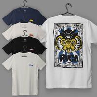 RVCA Men's Roberto S/S T-Shirt (S02)