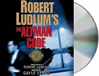 The Altman Code 4 by Gayle Lynds and Robert Ludlum (2005, CD, Abridged)