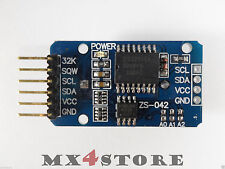 RTC Real Time Clock DS3231 I2C AT24C32 inkl. CR2032 Arduino 033