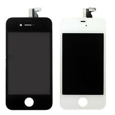 LCD Touch Screen Digitizer Assembly Replacement for iPhone 5/5S4/4S  White Black