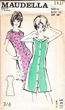 1960s Dresses Women's Collectable Sewing Patterns