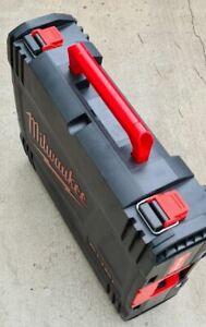 Transportkoffer Werkzeugkoffer Milwaukee HD Box Systembox Gr.1 für M18CAG125/115