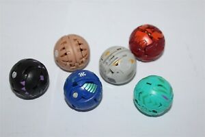 Bakugan Battle Brawlers Bundle Figures Lot 5 Spin Master