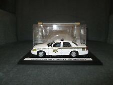 Custom First Response Replicas Charleston County, SC Sheriff 2010 Ford Crown Vic