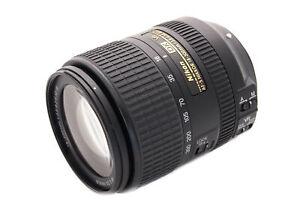 Nikon AF-S DX 18-300mm f/3.5-6.3G ED VR: Nikon F Mount