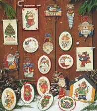 "RARE 2003 DIMENSIONS CHART ""HOLIDAY TREATS"" NEW COUNTED CROSS STITCH CHART BOOK"
