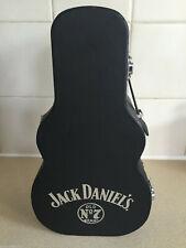 More details for rare jack daniels 70cl guitar bottle holding case (no bottle)