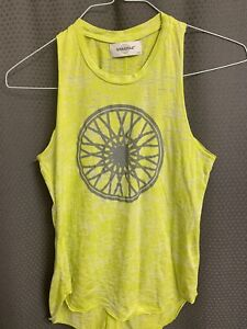 Soulcycle Women's Tank Top Muscle Tee Size Small Cycling Spin Class