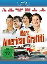More American Graffiti  Ron Howard, Candy Clark, Paul le mat Region B BLURAY NEW
