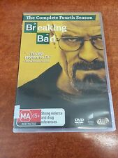 Breaking Bad The Complete Fourth Season DVD (24103)