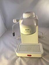 Krups Espresso Kaffee Cappuccino Maker Mini 4 Tassen weiß Teil Typ 963 Maschine