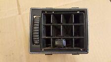 VW Golf Jetta Caddy MK1 Cabrio Panel de control de cromo Calentador De Aire Ventilación 171819709