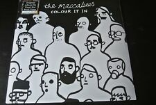 LP the MACCABEES colour it in VINYL ltd RECORD STORE DAY EU 2015 RSD SEALED