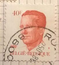 Belgium stamps - King Baudouin   1984 40 franc