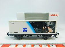 AW937-0,5# Märklin H0/AC Somo/Containerwagen Zeiss 100 Jahre 1897-1997, NEUW+OVP