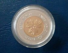 THE CANADA  TWO DOLLARS  TEST TOKEN RCM 1999.