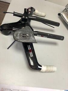 Microtech Carbon Lenker Zeitfahr Triathlon Aero sehr guter Zustand! Rennrad Zeit