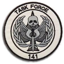 CALL OF DUTY MODERN WARFARE USA TASK FORCE 141 MORALE BADGE PATCH