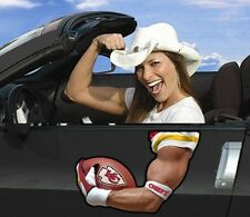 Kansas City Chiefs NFL Arm Magnet For A Car / Truck Unique