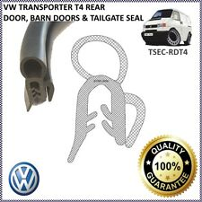 VW TRANSPORTER T4 1990 - 2004 TAILGATE BARN REAR DOOR RUBBER BODY SEAL
