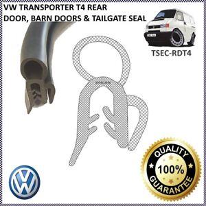 VW TRANSPORTER T4 1990 - 2004 TAILGATE BARN REAR DOOR RUBBER BODY SEAL