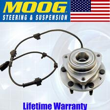 MOOG Front Wheel Hub Bearing Assembly for GMC 2002 2003-2009 Trailblazer Envoy