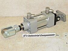 Numatics    50 MM  bore  X  30 MM  stroke  pneumatic cylinder   ZG050/0030C08A1