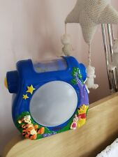 LIGHT PROJECTOR DISNEY WINNIE THE POOH MUSICAL_COT TOY BY TOMMY