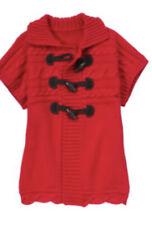 Nwt Gymboree Cozy Owl Red  Cardigan L 10-12